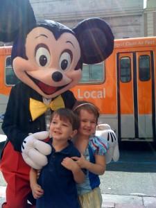 MckEnna Hudson Mickey Mouse