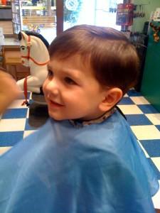 Hudson Haircut 3yr