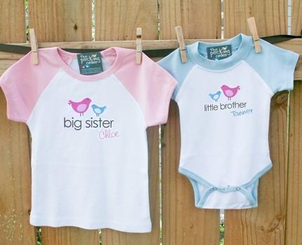 big brother big sister t shirts savvy sassy moms. Black Bedroom Furniture Sets. Home Design Ideas