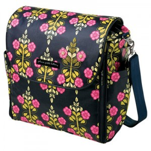The Petunia Pickle Bottom Boxy Backpack Keeps Getting More And Beautiful How Adorable Is Cross Town Diaper Clutch