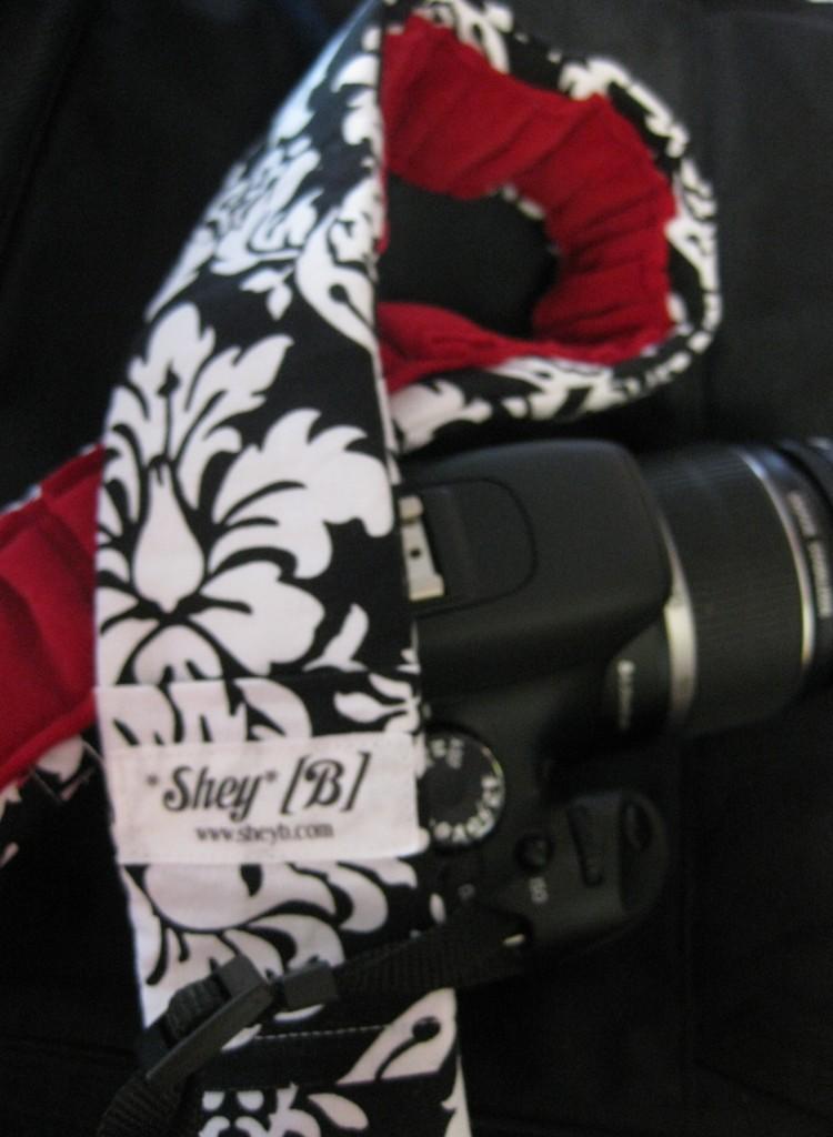 Sheyb camera strap