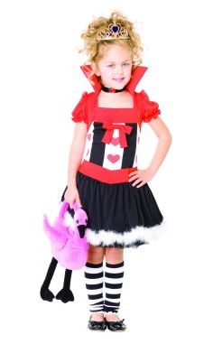 Queen of Hearts Halloween Costume  sc 1 st  Savvy Sassy Moms & Olivia the Pig Halloween Costume! squeal - Savvy Sassy Moms