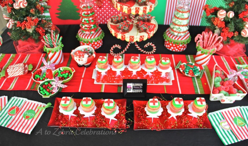 as - Childrens Christmas Party Decoration Ideas