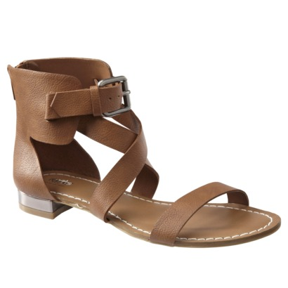 Flat Ankle Strap Sandals Need a Pedi