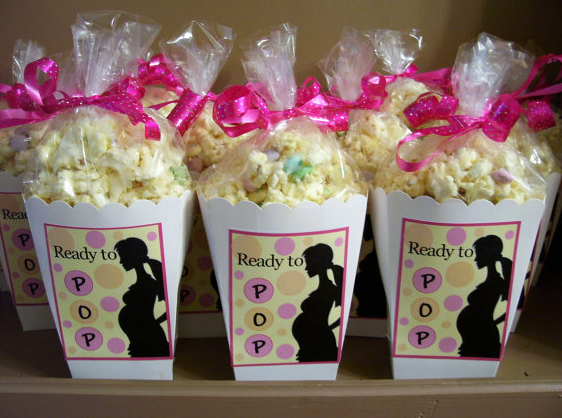 baby shower ideas, shower favors