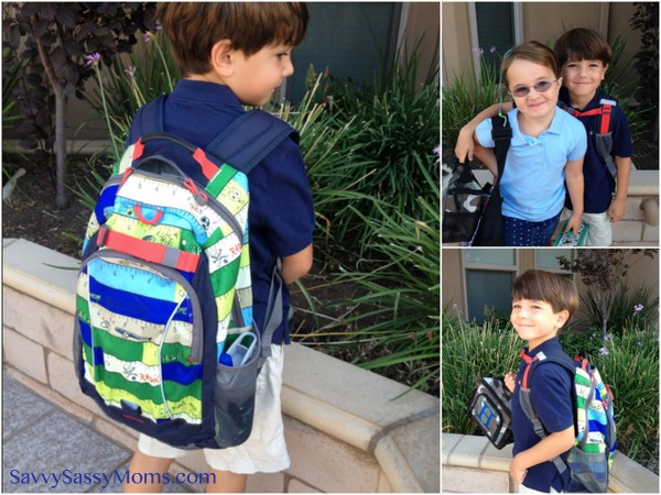 Is your child's backpack safe? - Savvy Sassy