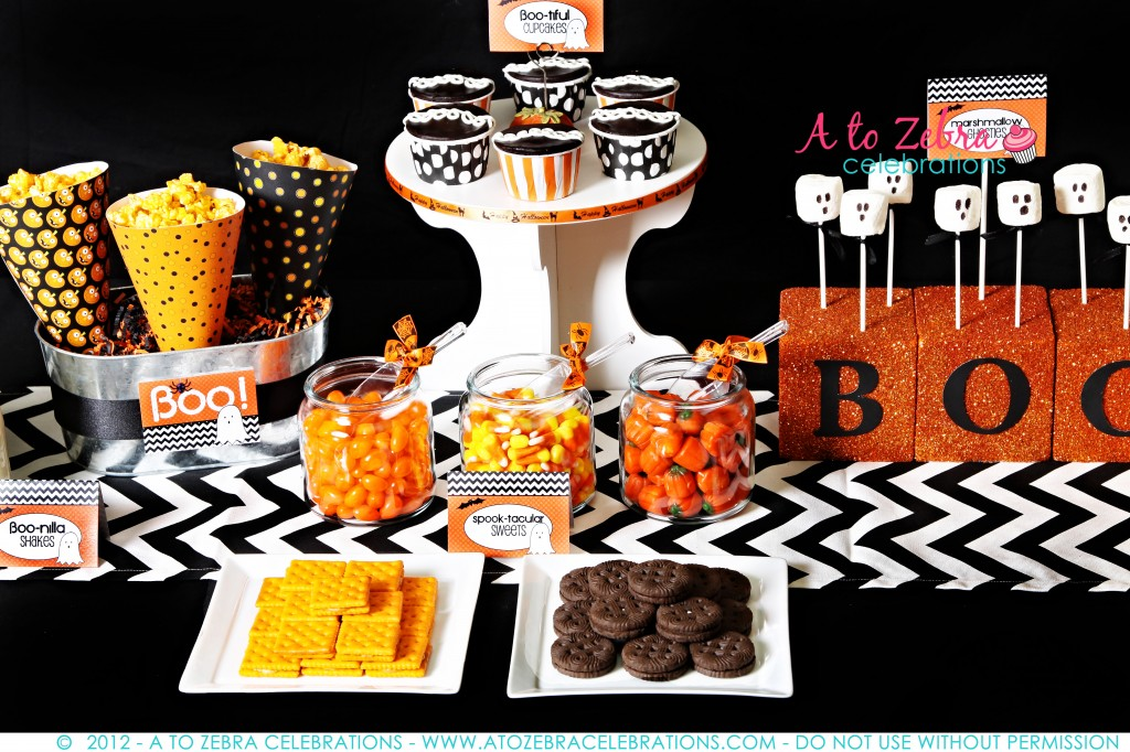 Halloween party ideas on a budget - Savvy Sassy Moms