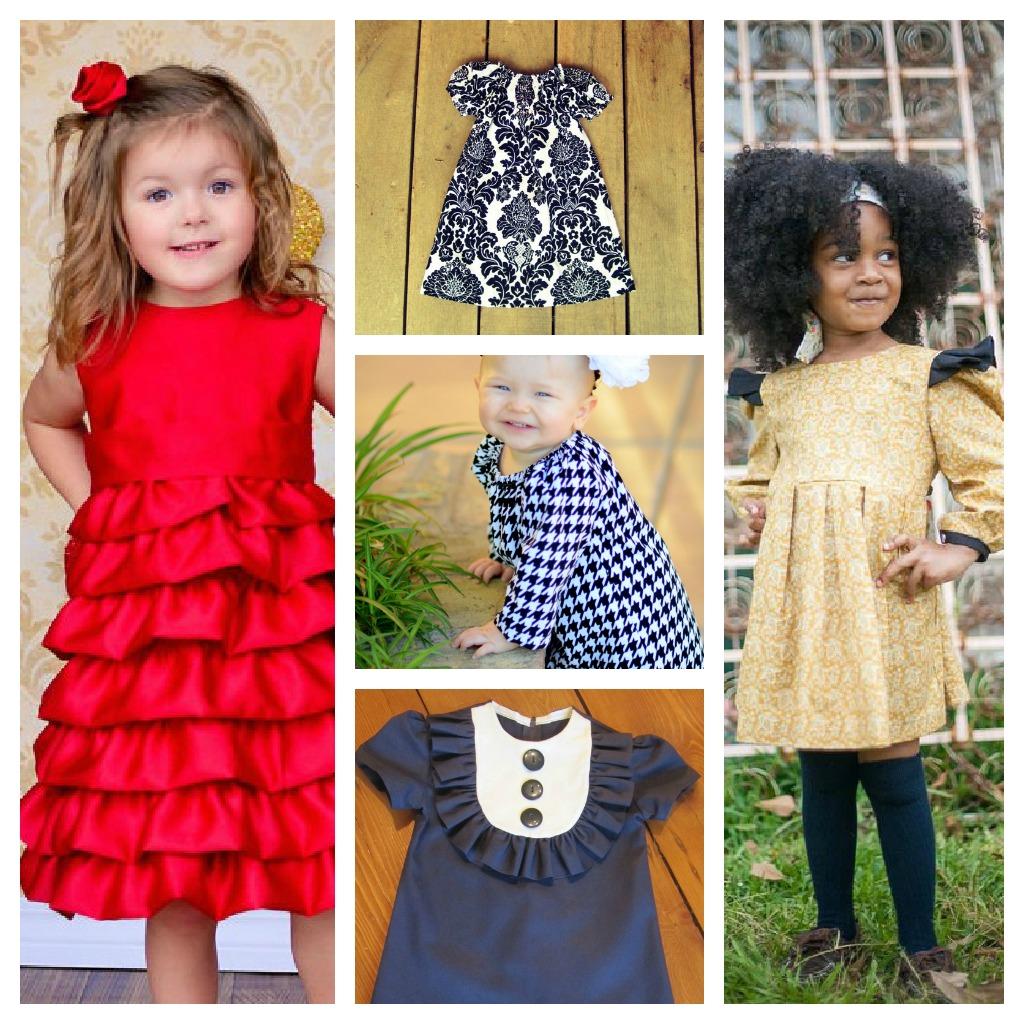 229f1580b Etsy Holiday Wear For Girls - Savvy Sassy Moms