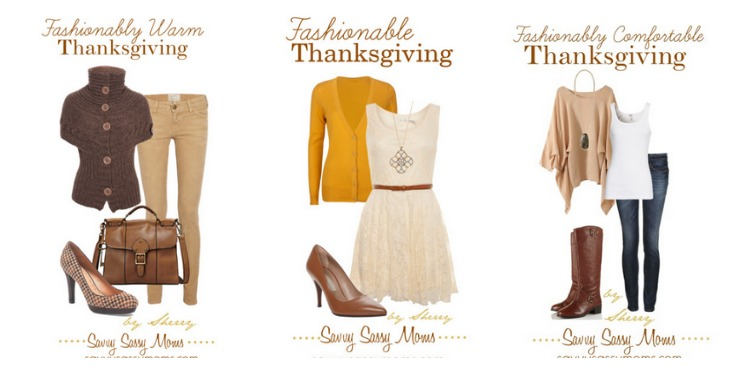 Fashionable Thanksgiving 2012
