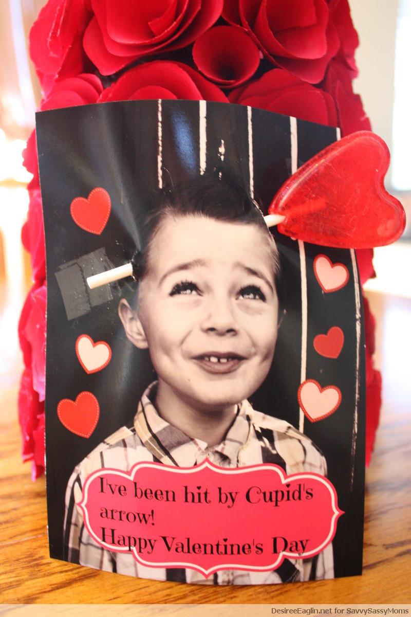 Cupid's Arrow Card