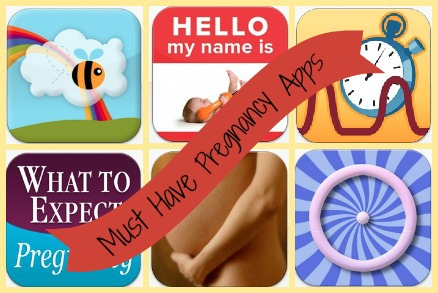 pregnancy apps collage1