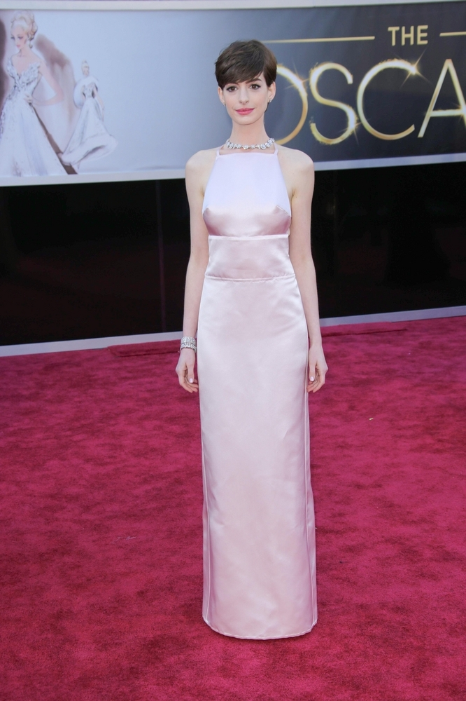 85th Annual Academy Awards - Anne Hathaway