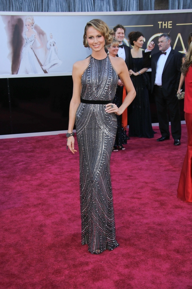 85th Annual Academy Awards - Stacy Keibler