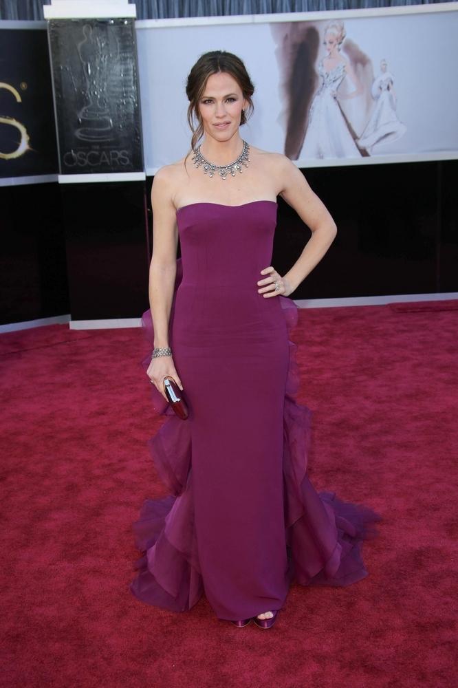 85th Annual Academy Awards - Jennifer Gardner