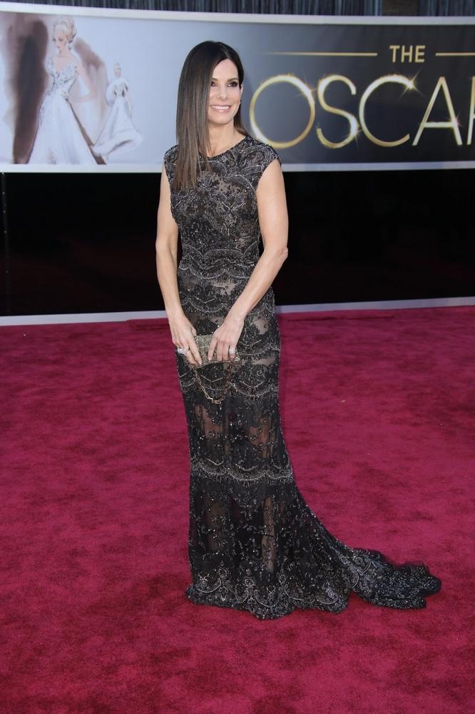 85th Annual Academy Awards - Sandra Bullock