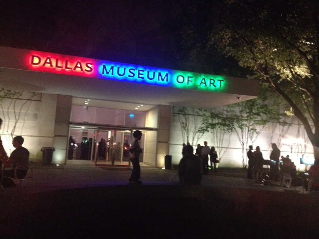 Late Nights at Dallas Museum of Art
