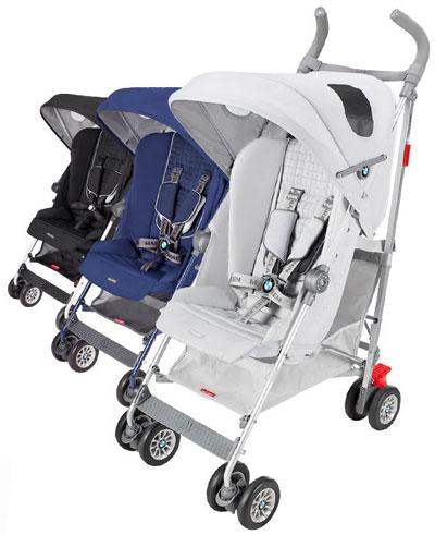 Maclaren BMW Strollers