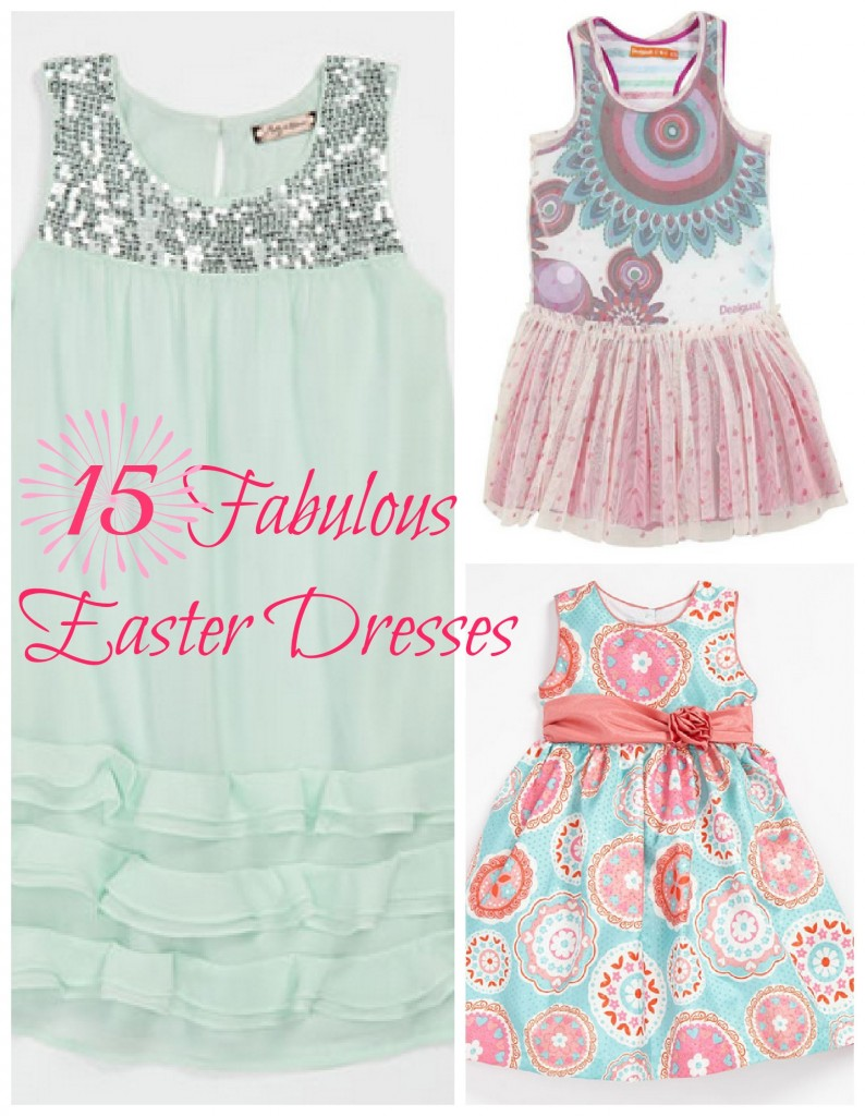Easter dresses for girls
