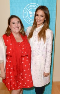 The Honest Company and The Moms Celebrate The Launch Of Jessica Alba's New Book The Honest Life At The Mondrian LA