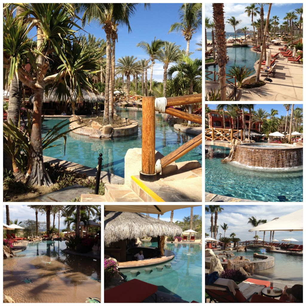 Sheraton Los Cabos Mexico Pools