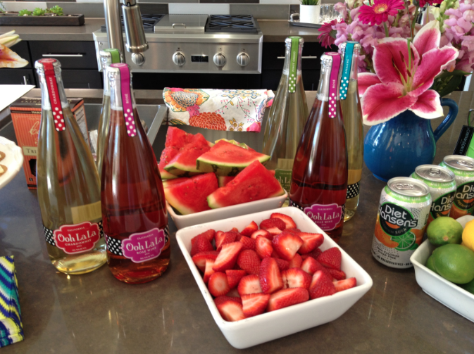 Fruit and Wine Summer