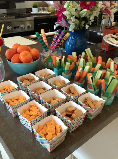 Kids Containers for parties