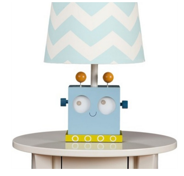 Lolli Lvining Robot Lamp Base