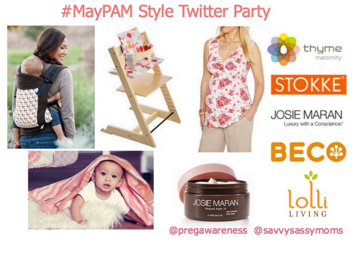 MayPam Style Twitter party