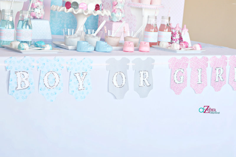 baby shower ideas, gender reveal