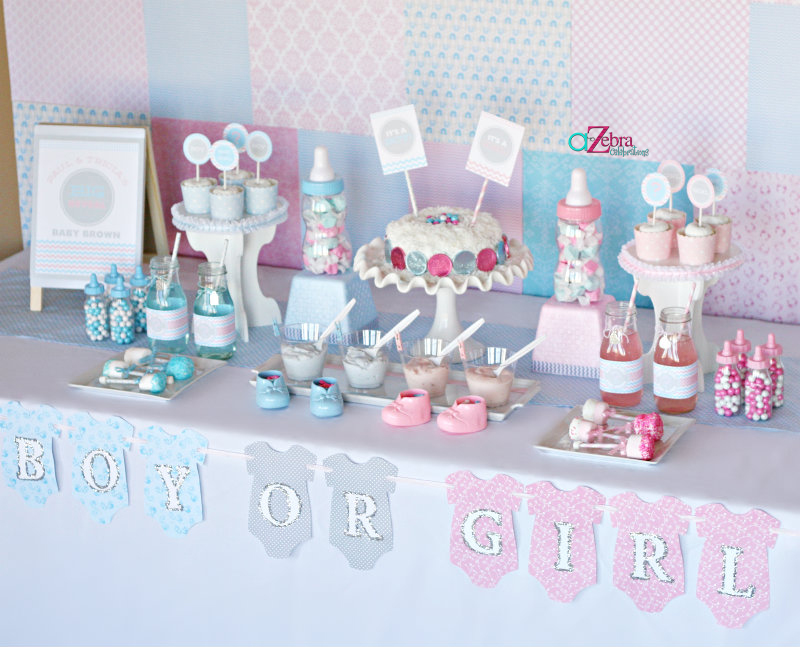 baby shower for twins copy