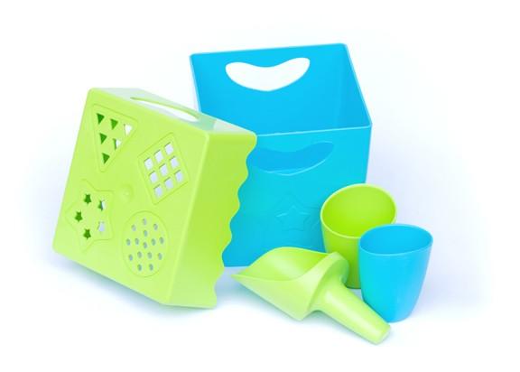 Zoe b Biodegradable Beach Toys