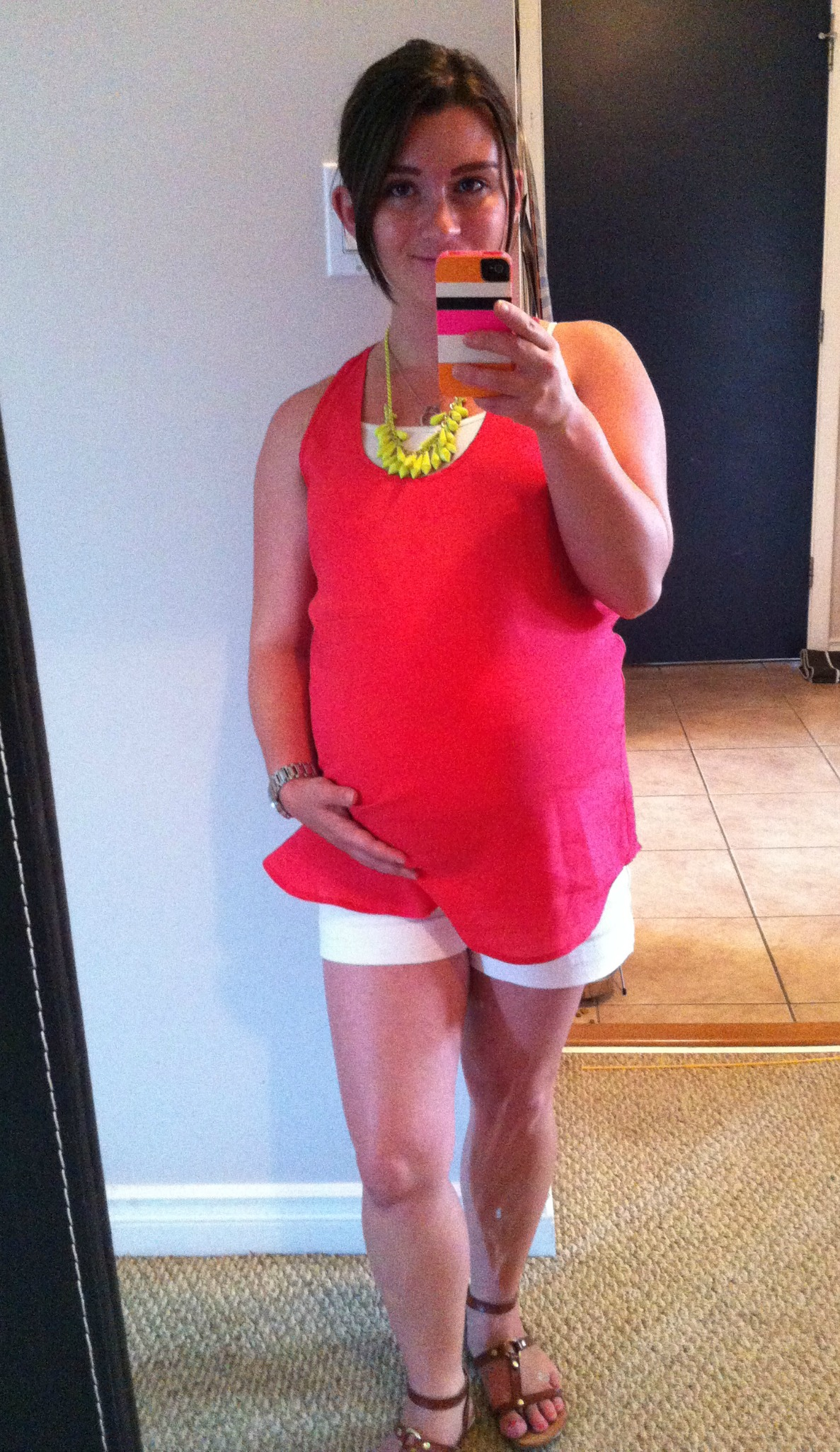 38 Weeks Summer Maternity Style