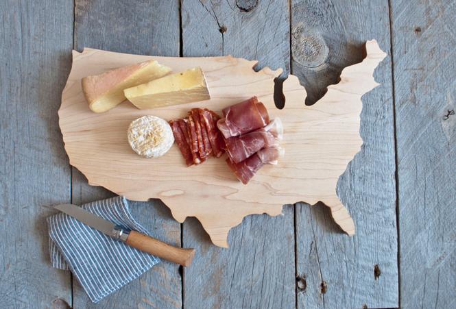 America Cheese Board