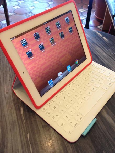 Logitech Folio Keyboard