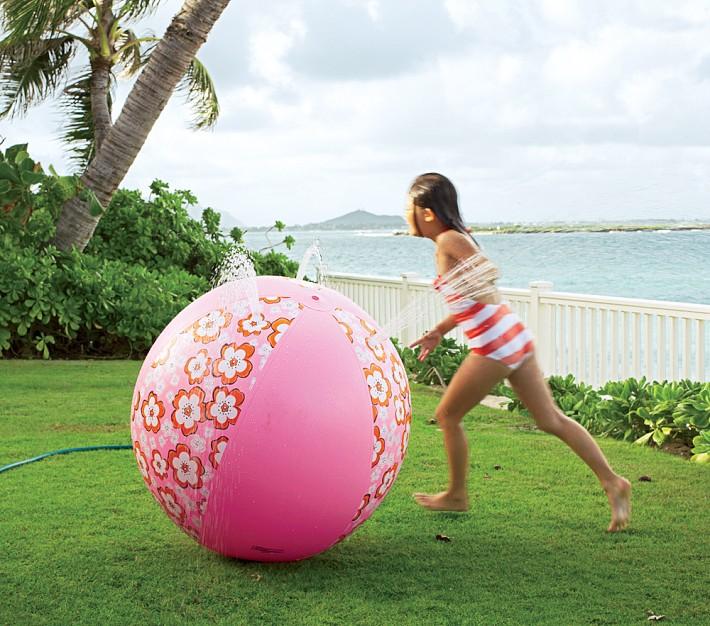 Pottery Barn Beach Ball Sprinkler