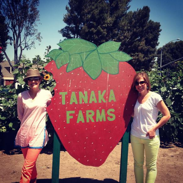 Tanaka Farms Andrea & Nicole