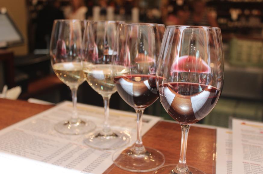 Wine Merchant Wine Flight