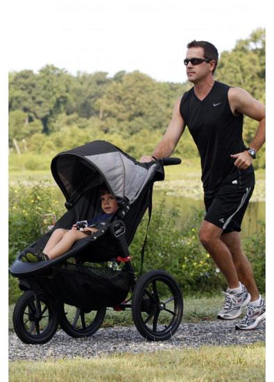 Baby Jogger Summit X3 2013