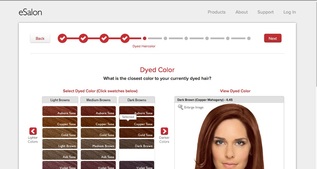 eSalon The New Revolution In At-Home Hair Coloring - Savvy Sassy Moms