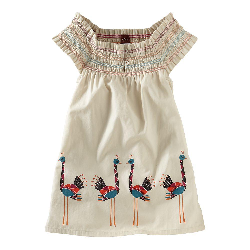 ostrich dress