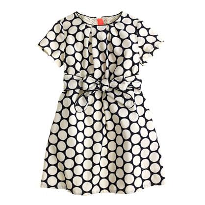 crewcuts mini cord dot dress