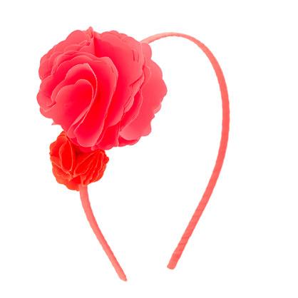 crewcuts double flower headband