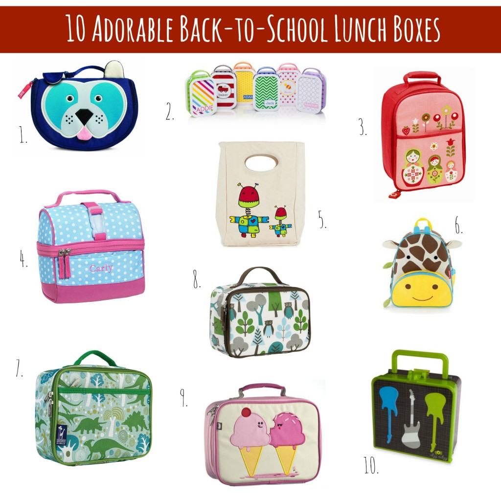 BTS lunch boxes