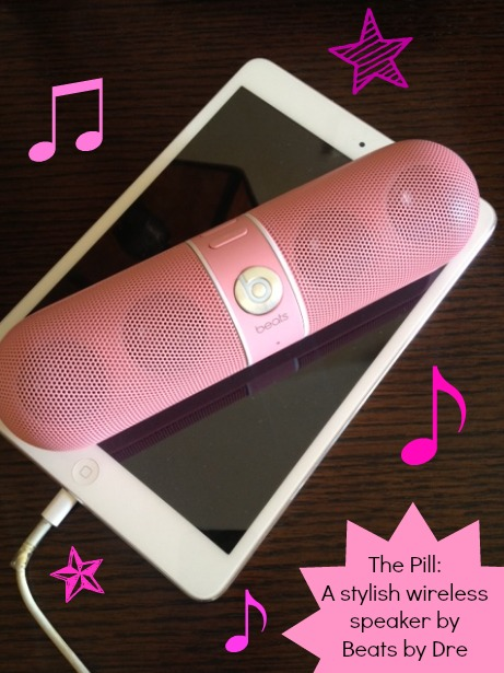 Beats by Dre Pill Wireless Speaker