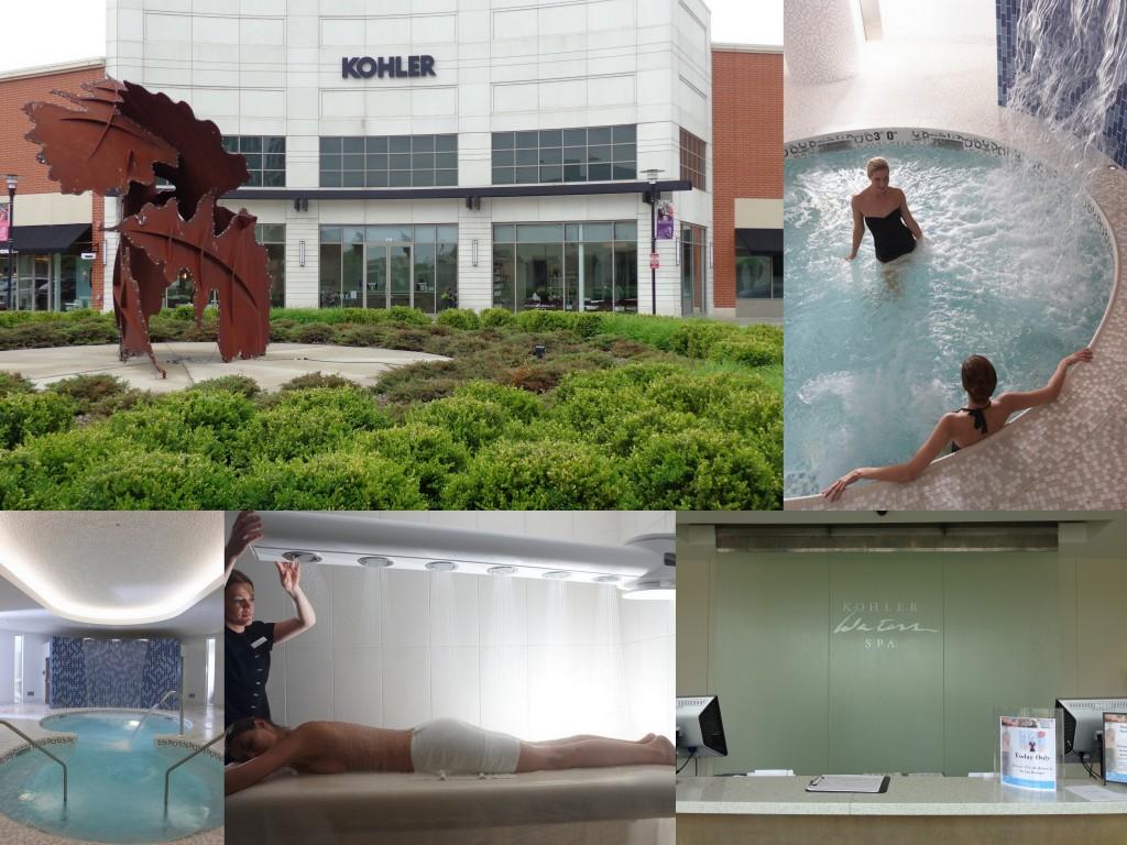 Kohler Waters Spa Chicago