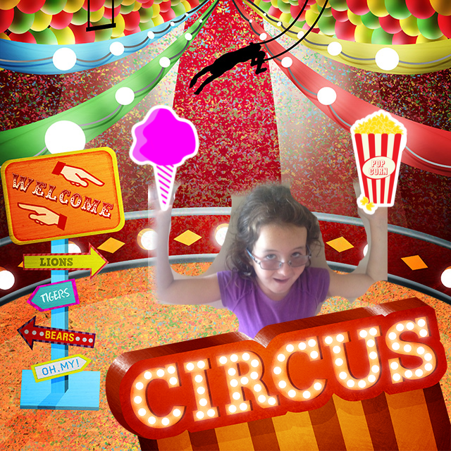 McKenna Circus Moonfrye App