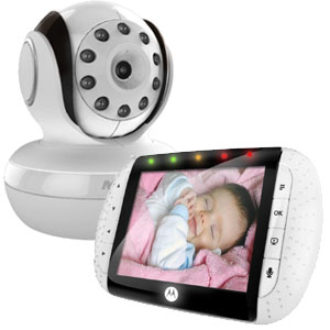 Motorola MBP36 Digital Audio Baby Monitor