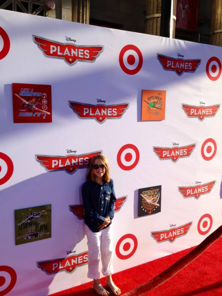 Planes Premiere 10