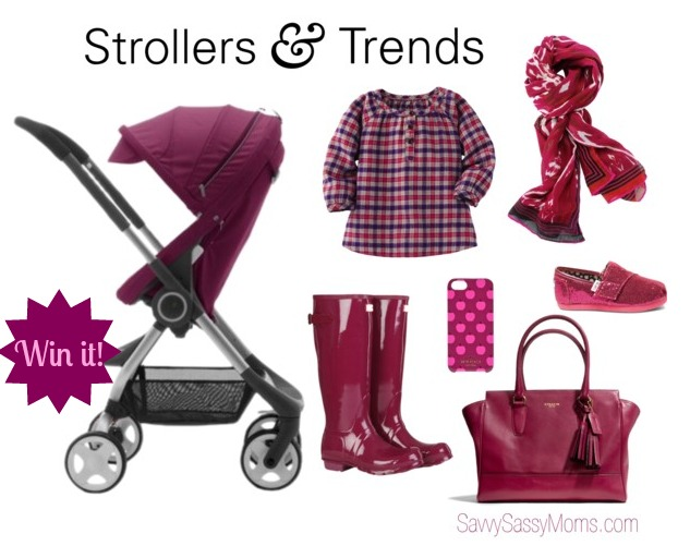 Strollers & Trends Stokke Scoot Stroler Giveaway