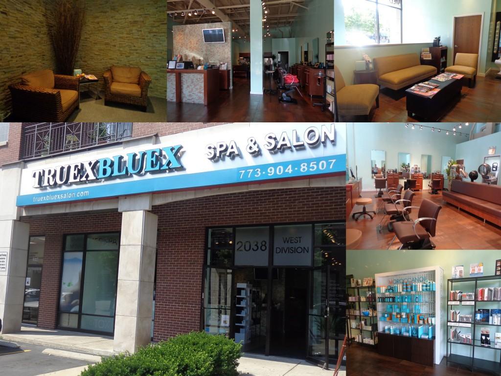 Truex Bluex Salon Chicago